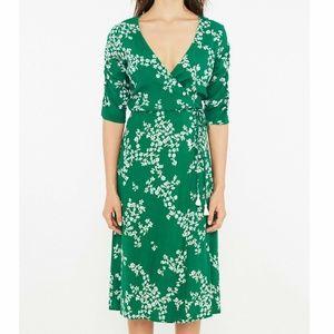 Faithfull The Brand Anne Marie Floral Midi Dress